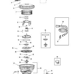 Maytag Dishwasher Wiring Diagram 2006 Gmc Sierra 2500hd Stereo Pump And Motor Parts List For Model Mdb3700awx