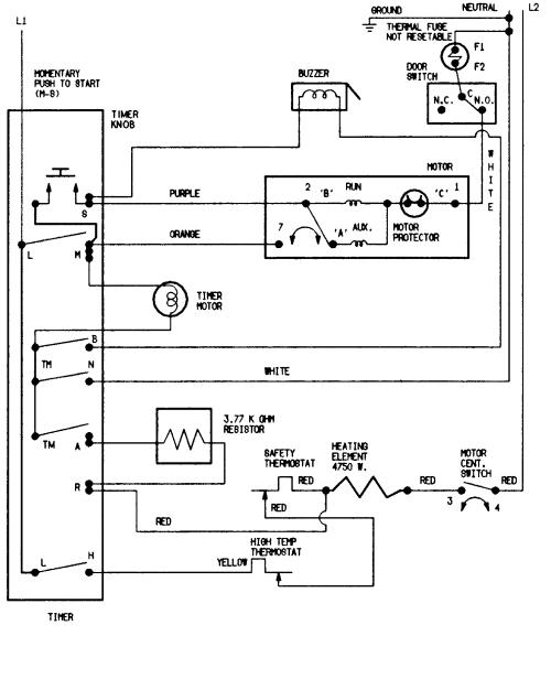small resolution of magic chef cyg2000aww wiring information diagram