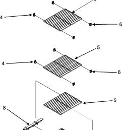 maytag msd2652keb freezer shelves diagram [ 1232 x 2426 Pixel ]