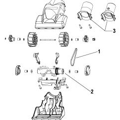 Hoover Windtunnel T Series Parts Diagram Fender N3 Wiring Model U6476 900 Vacuum Upright Genuine