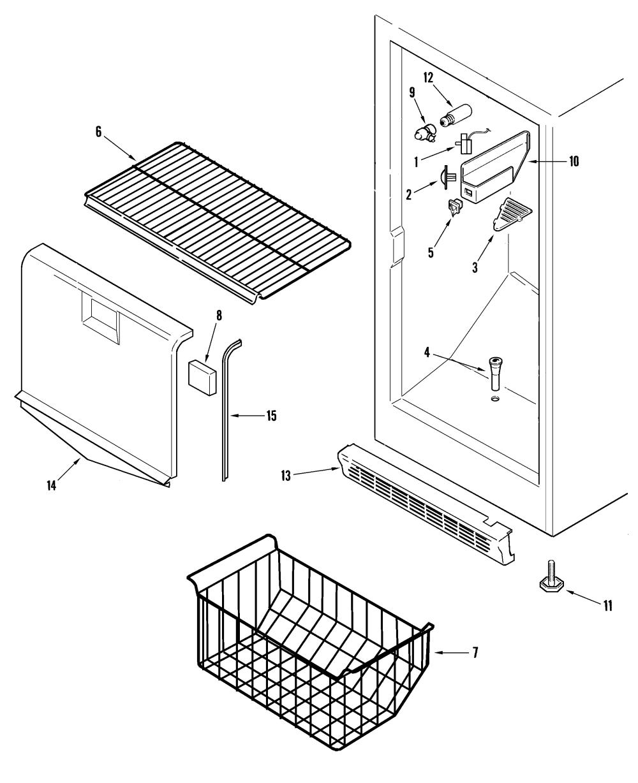 medium resolution of upright freezer compressor wiring diagram