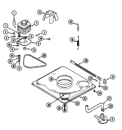 looking for maytag model pav2300aww washer repair replacement parts maytag pav2300aww base diagram [ 2394 x 2651 Pixel ]