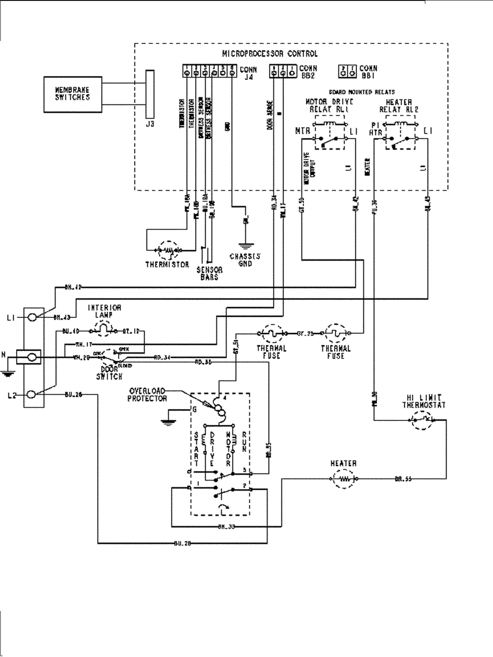 medium resolution of maytag mde5500ayw wiring information series 62 and later diagram