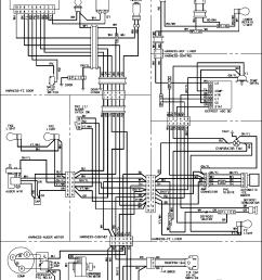 maytag model msd2651heb side by side refrigerator genuine parts rh searspartsdirect com maytag dishwasher wiring schematic [ 1954 x 2583 Pixel ]