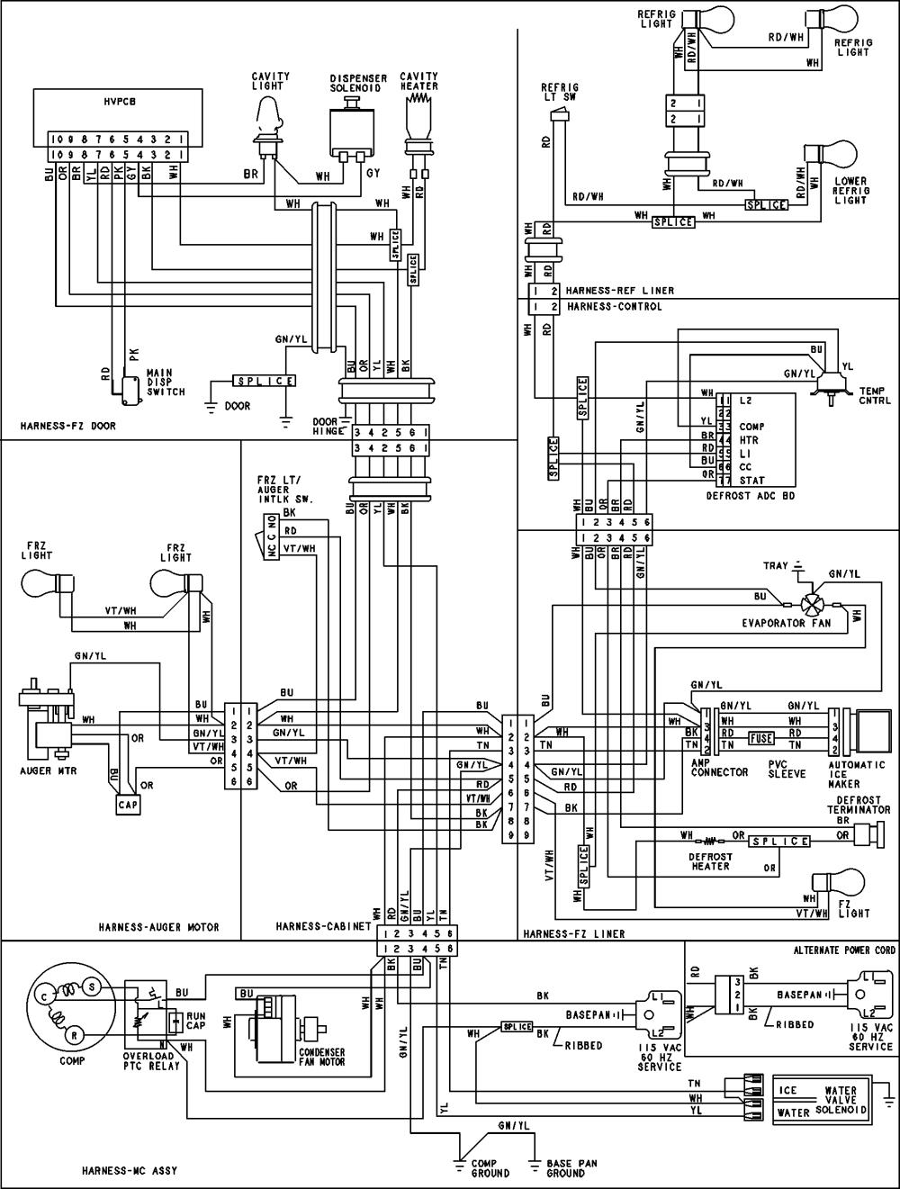 medium resolution of maytag msd2651hew wiring information series 53 diagram
