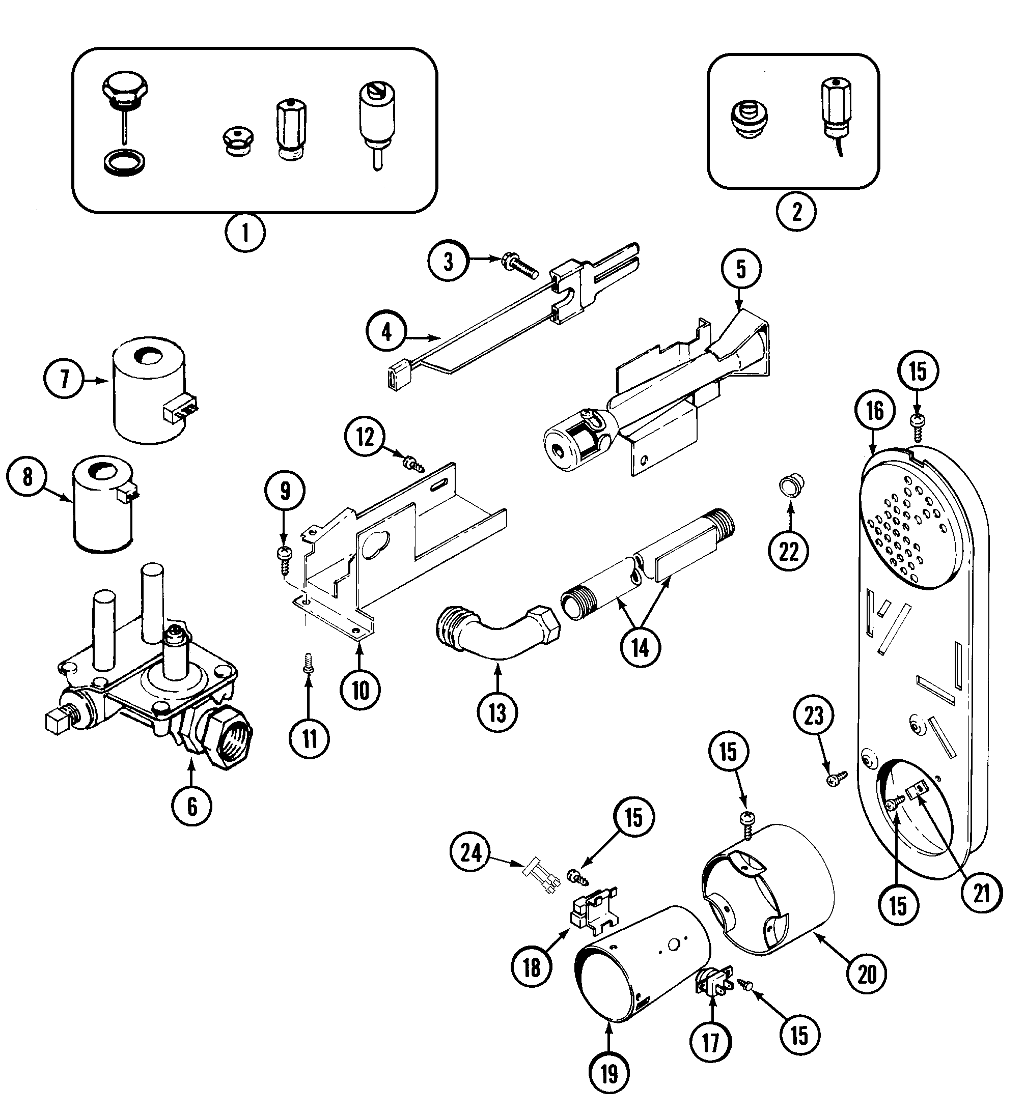 small resolution of maytag mdg5500awq gas valve diagram