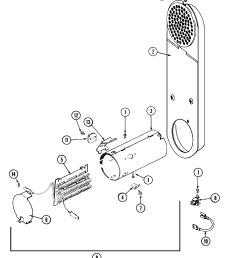 maytag mdg7400aww heater diagram [ 2394 x 2755 Pixel ]