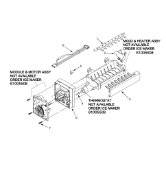 maytag ice maker wiring diagram all wiring diagramwrg 1056 amana ice maker wiring diagram maytag [ 2353 x 3138 Pixel ]