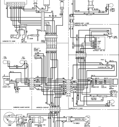 amana model acd2238hts side by side refrigerator genuine parts ge appliance wiring diagrams amana wiring diagram [ 2106 x 2784 Pixel ]