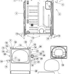 ga dryer wiring diagram [ 3663 x 5078 Pixel ]