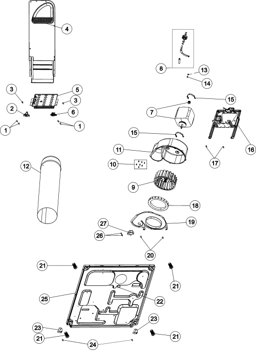 small resolution of wiring information admiral ade7005ayw base heater motor diagram