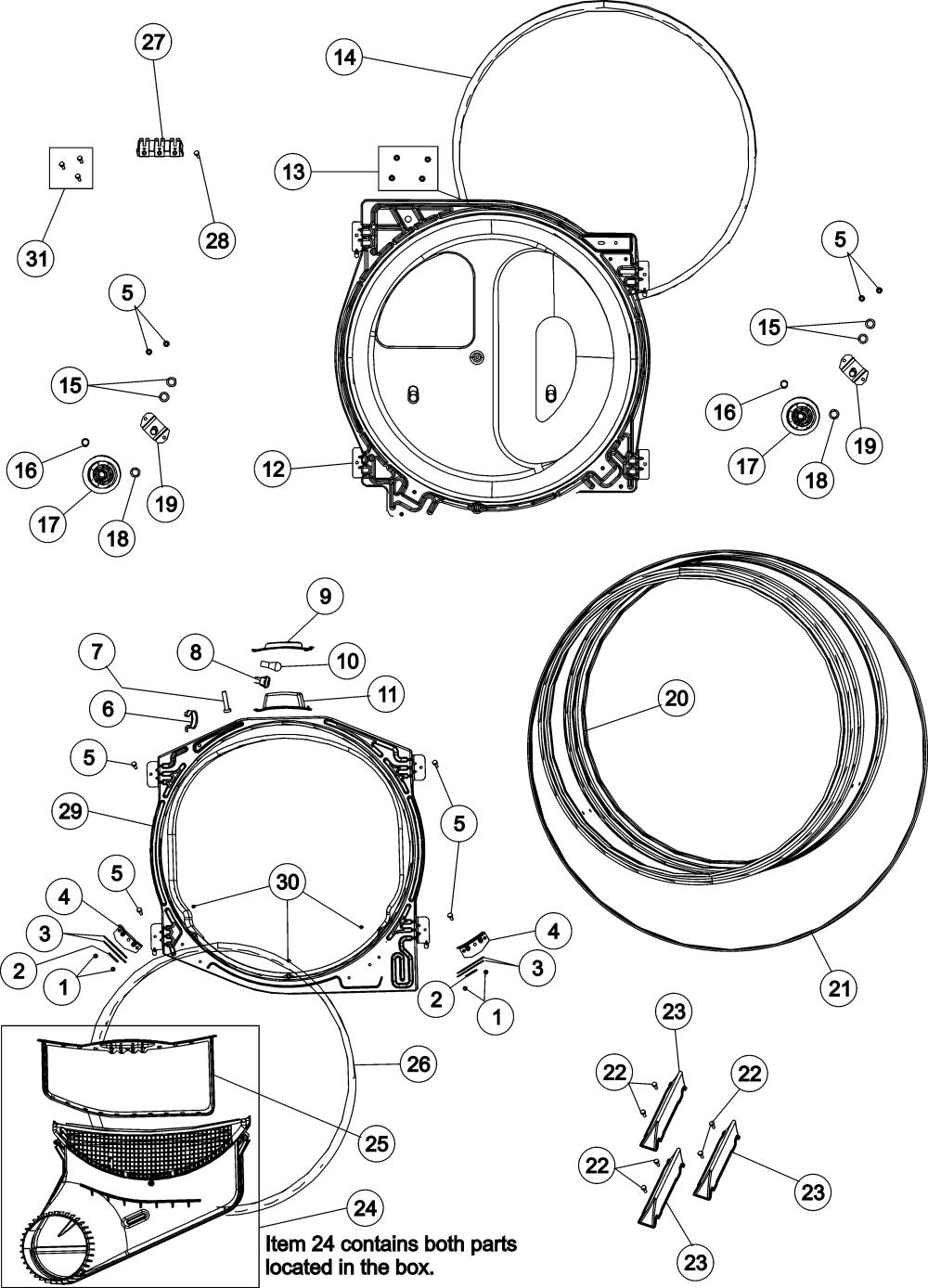 medium resolution of admiral adg7005aww tumbler diagram
