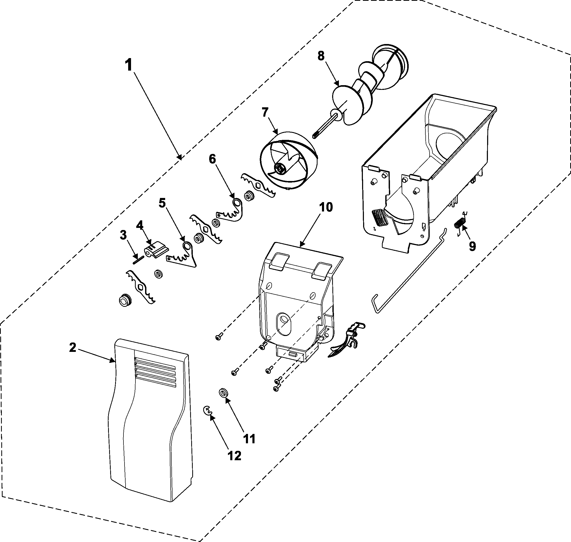 ice maker diagram 8n 12 volt conversion wiring samsung schematic get free image about