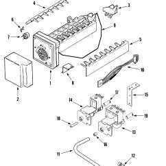 Jenn Air Refrigerator Parts Diagram Solar Wiring Batteries