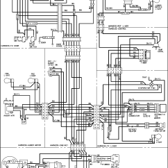 Refrigerator Wiring Diagram Whirlpool Federal Signal Pa300 Siren Frost Free Circuit Bpl Pdf Diagrams Scematic Electrical Washer Fridge