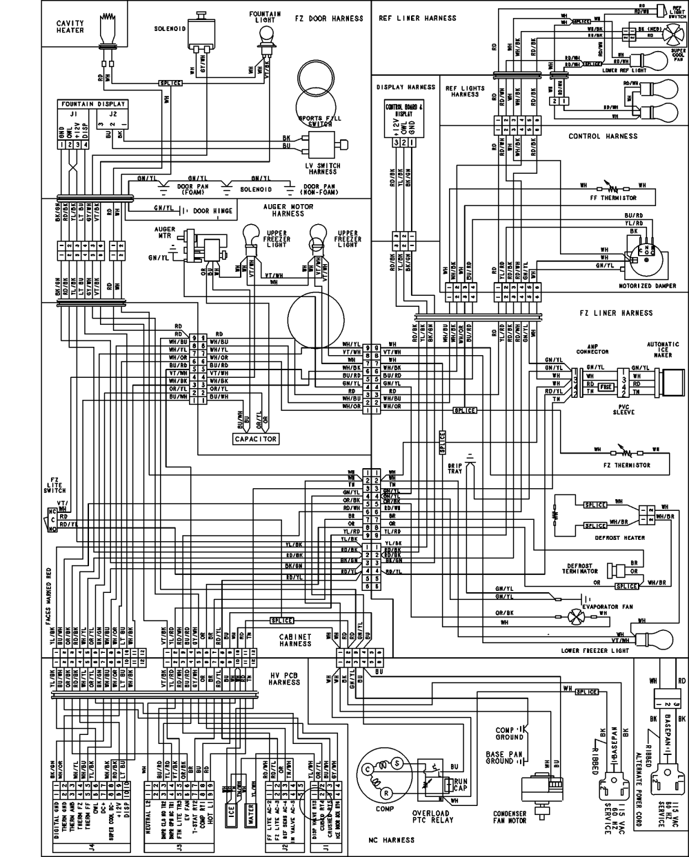 medium resolution of jenn air jcd2292ktw wiring information series 12 diagram