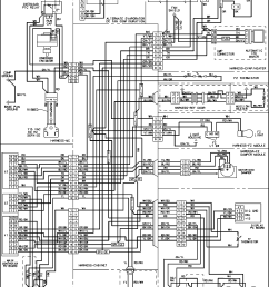 jenn air jenn air refrigeration wiring information series 10 parts [ 2173 x 2874 Pixel ]
