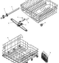 amana dishwasher wiring diagram [ 2123 x 2748 Pixel ]