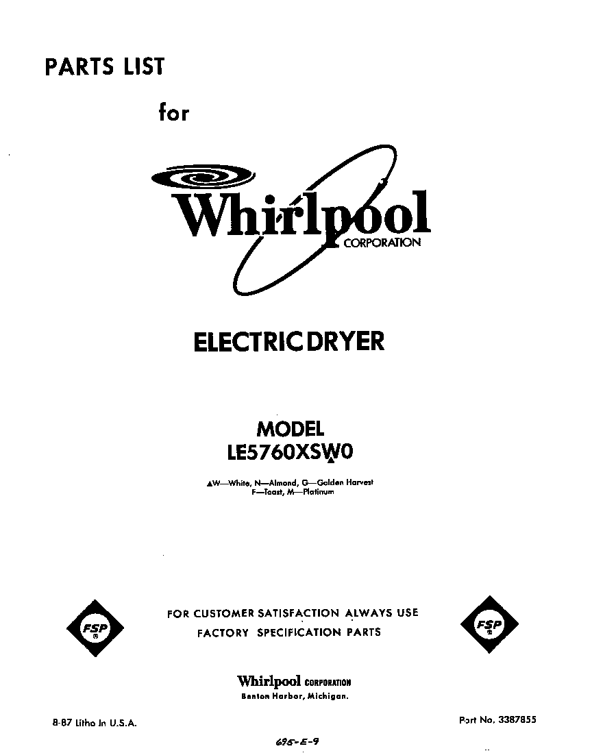 hight resolution of wiring diagram oreck edge basic guide wiring diagram whirlpool model le5760xsw0 residential dryer