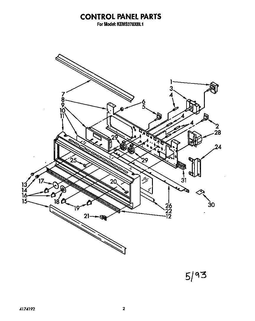 Kitchenaid: Kitchenaid Oven Parts
