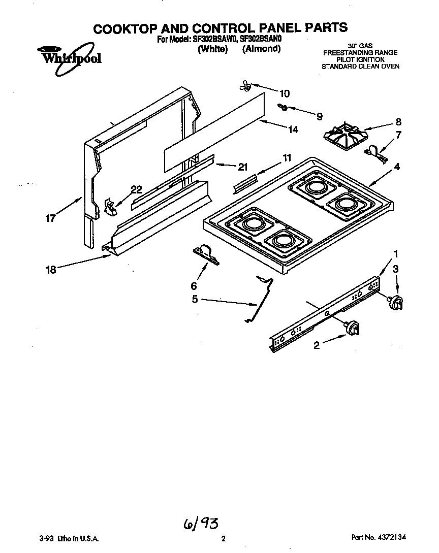 bissell vacuum parts model 9500 sears partsdirect