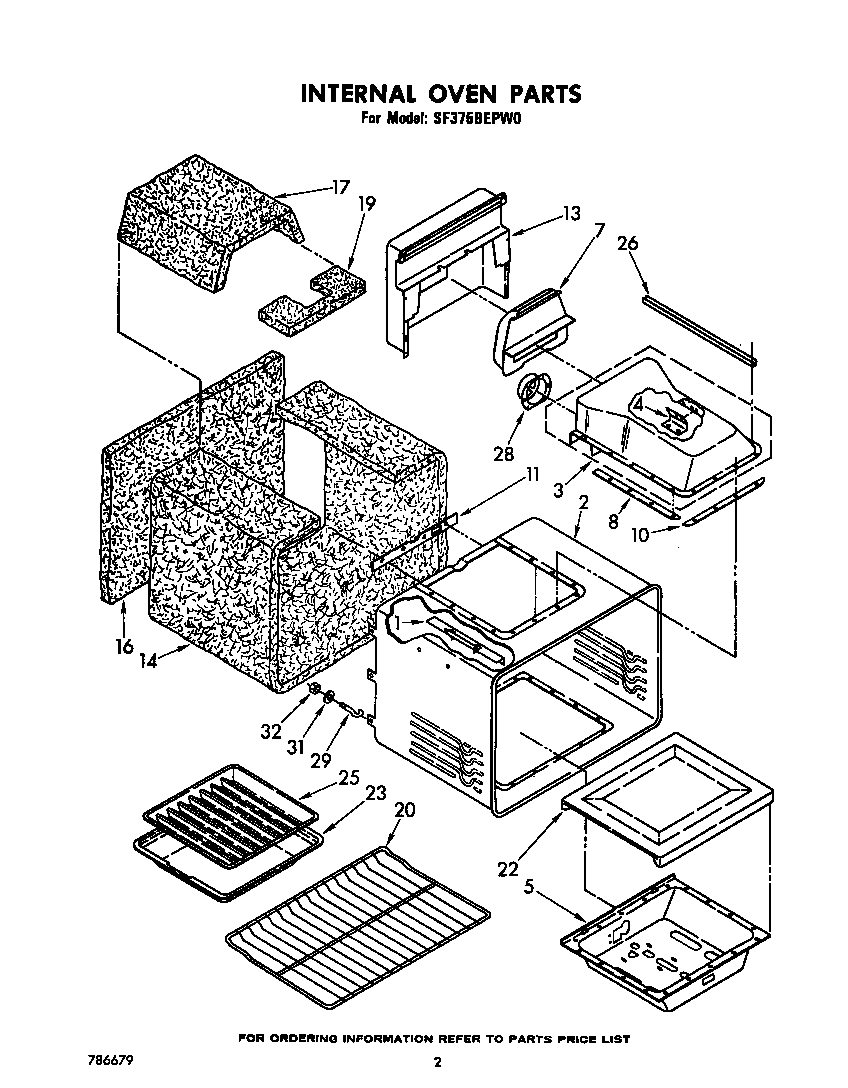 Stoves: Whirlpool Stove Parts