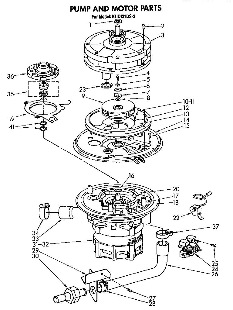 kitchenaid stove wiring diagram