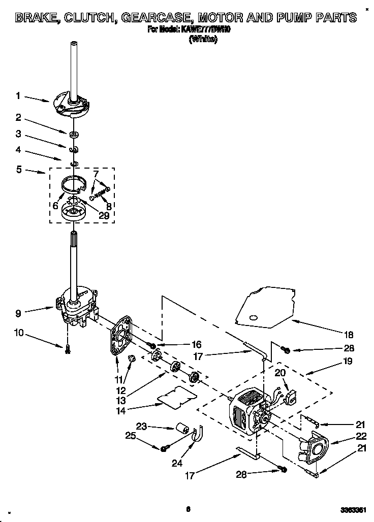 Gear Pump: Gear Pump Diagram