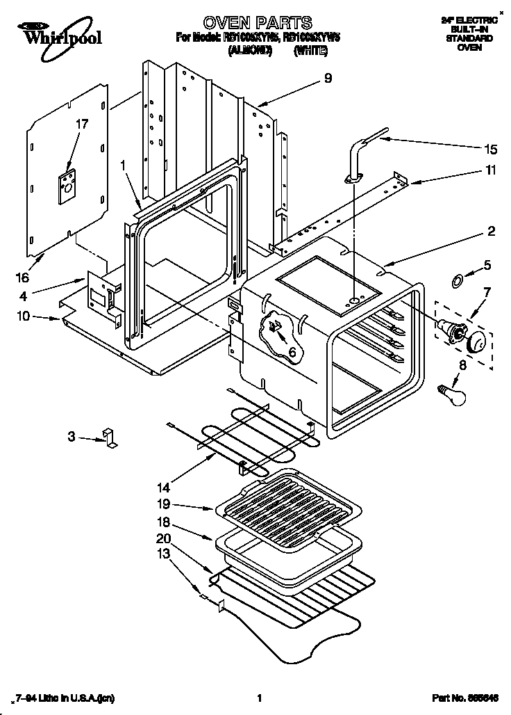 Wiring Luggage Diagram Rack 68000112