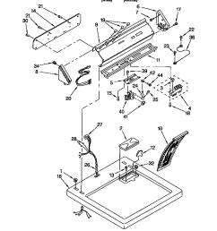 whirlpool 3ce2910xsw1 dryer wiring diagram [ 864 x 1099 Pixel ]