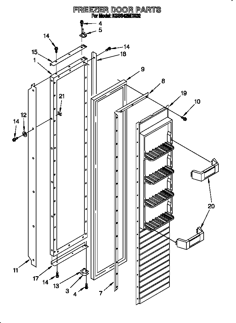 culligan water softener parts diagram 2 way wiring for a light switch kitchenaid superba: superba refrigerator