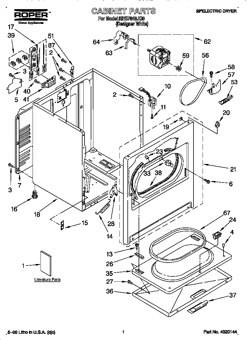 hight resolution of as well whirlpool duet dryer parts diagram moreover kenmore dryer fuse