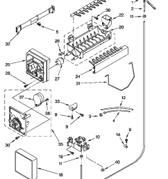 whirlpool dryer schematic wiring diagram likewise refrigerator ice rh 20 52 shareplm de whirlpool fridge wire diagram whirlpool gold refrigerator wiring  [ 848 x 1155 Pixel ]