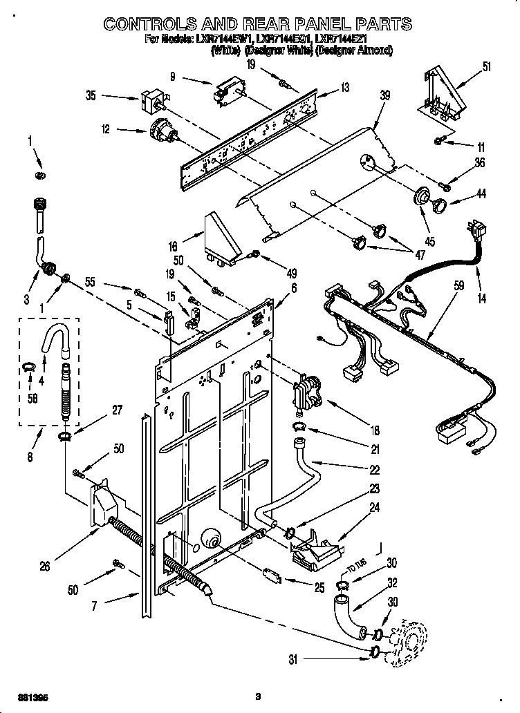 Whirlpool Gold Dryer Wiring Diagram