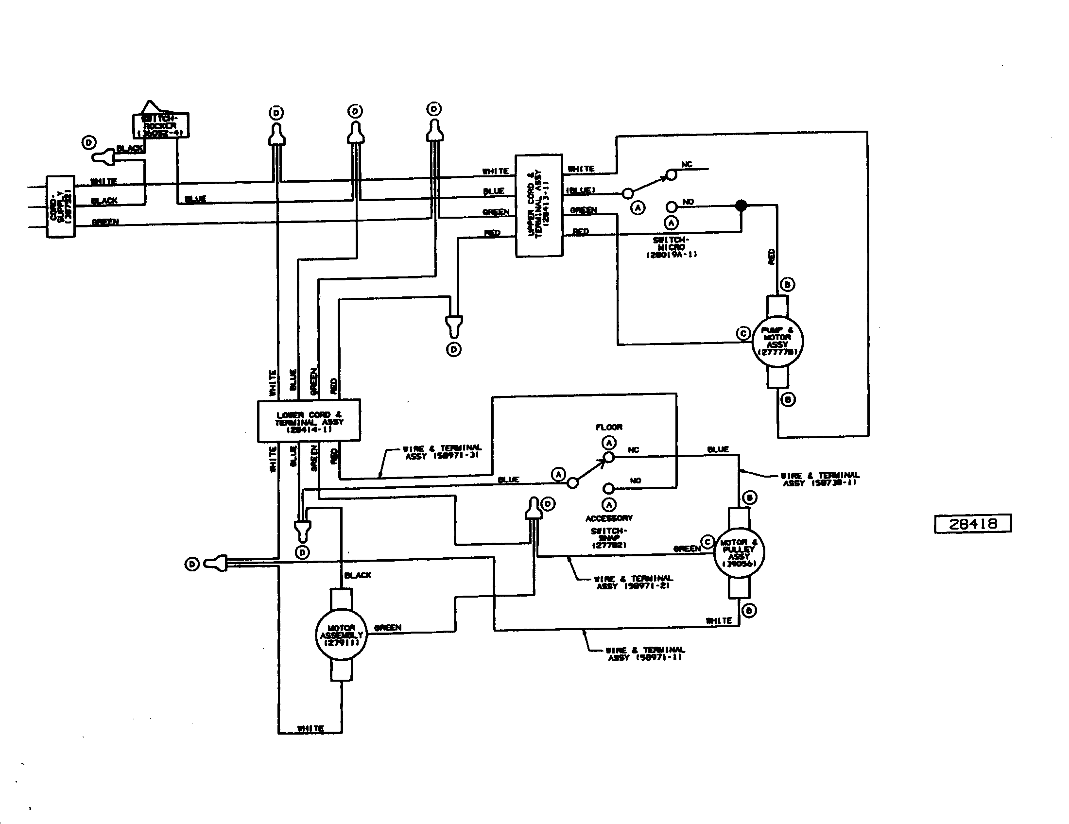 Northstar Pressure Washer Wiring Diagram. Northstar