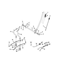 craftsman 917270654 lift assembly diagram [ 1696 x 2200 Pixel ]