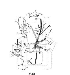 craftsman 917272950 electrical diagram [ 1696 x 2200 Pixel ]
