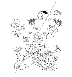 craftsman 917272950 chassis and enclosures diagram [ 1696 x 2200 Pixel ]
