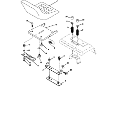 Truck Lite 97300 Wiring Diagram Head And Neck Muscles Blank Gravely Diagrams 915102 Zt 2040 Auto Electrical Cv20 Ep91