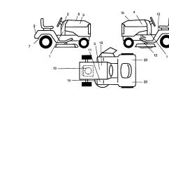 craftsman 917272950 decals diagram [ 2200 x 1696 Pixel ]