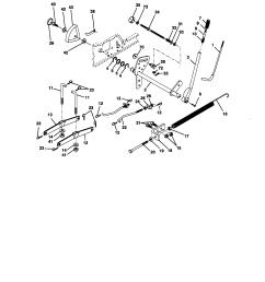 craftsman 917272950 lift assembly diagram [ 1696 x 2200 Pixel ]