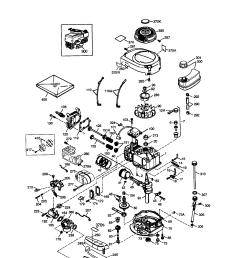 craftsman 143004500 engine diagram [ 1696 x 2200 Pixel ]