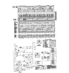 maytag washer wire diagram [ 1696 x 2200 Pixel ]