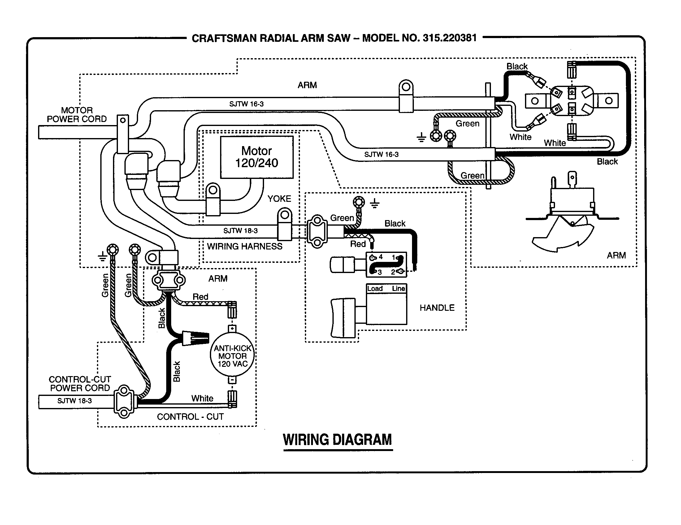 bench grinder switch wiring diagram bench grinder