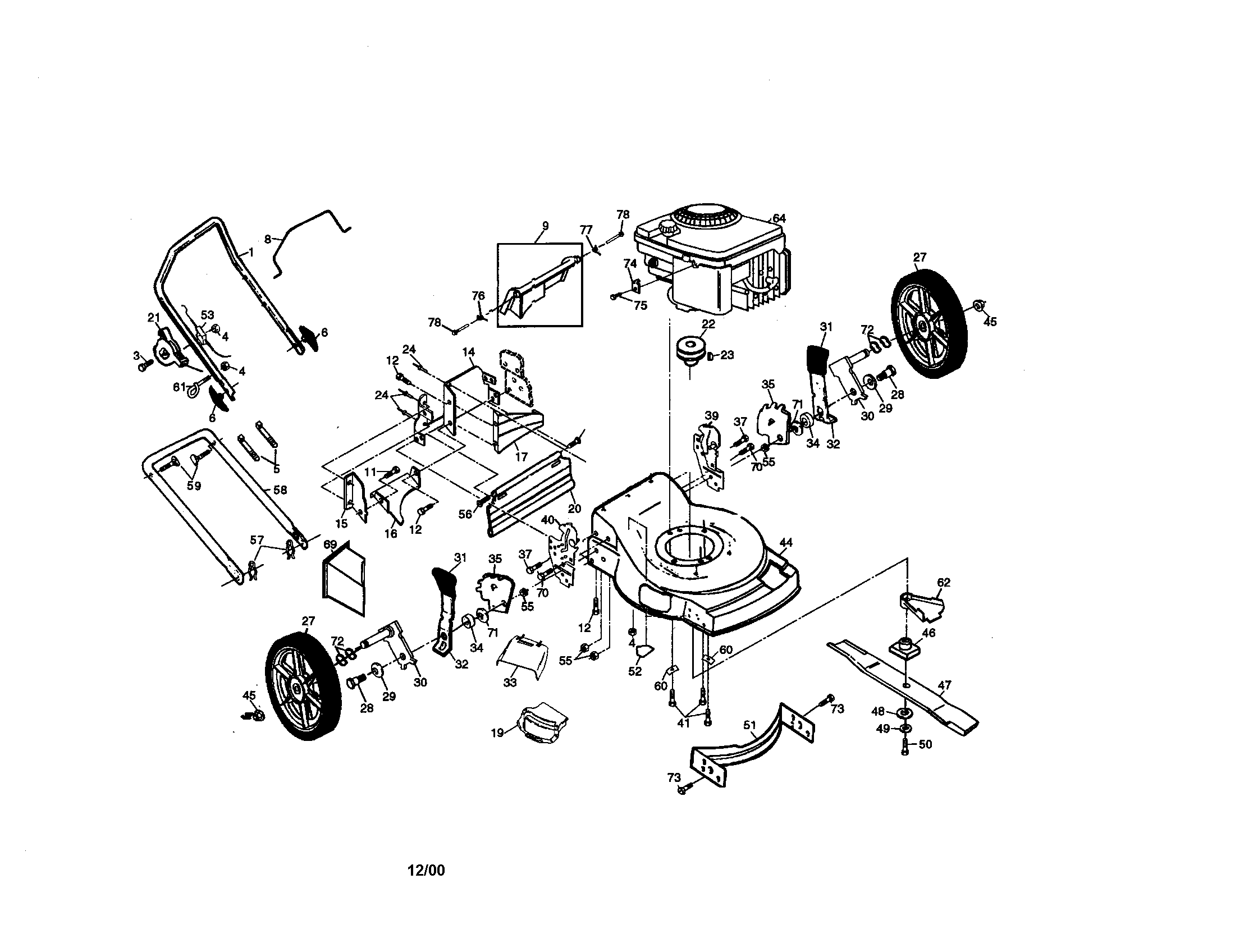 Noma Lawn Tractor Wiring Diagram Lawn Tractor Ford Wiring