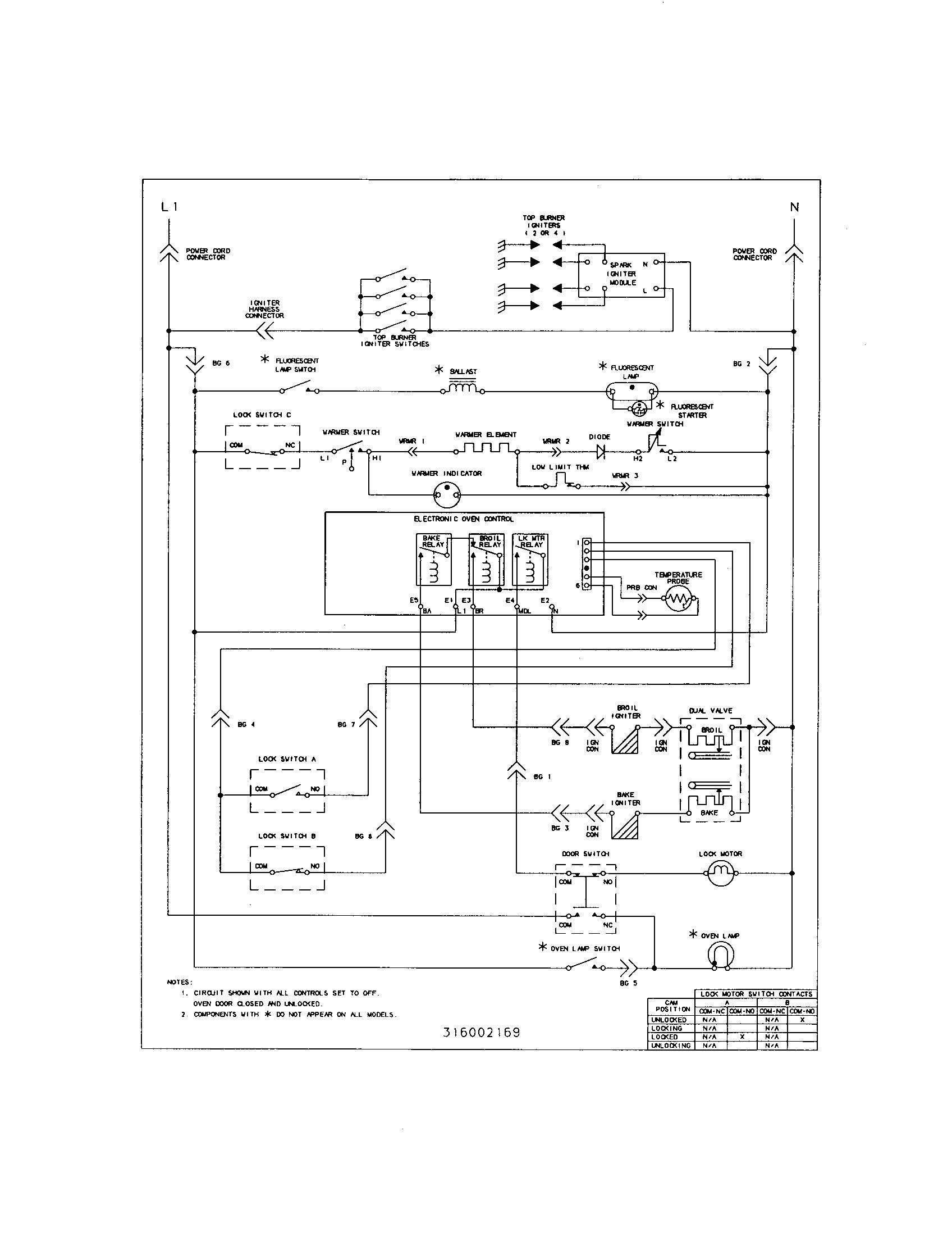 hight resolution of kenmore 79075761001 wiring diagram diagram