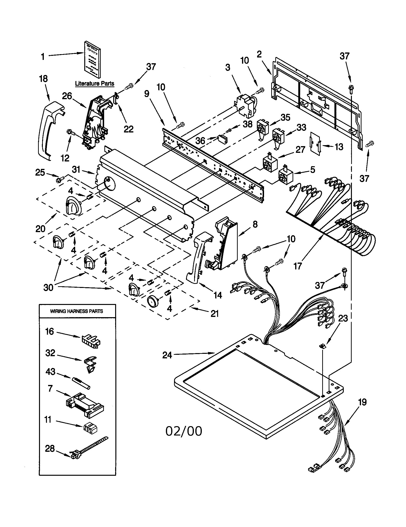 Blower Wheel Maytag Gas Dryer Parts Diagram, Blower, Free