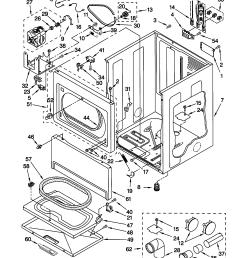 110 kenmore electric dryer wiring diagram kenmore gas dryer model 110 [ 1696 x 2200 Pixel ]