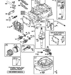 craftsman gt5000 engine diagram auto electrical wiring diagram briggs u0026 stratton engine parts [ 1696 x 2200 Pixel ]