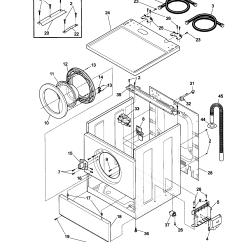 Cabinet Door Diagram Low Voltage Lighting Wiring And Top Parts List For Model
